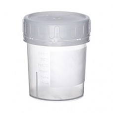 Контейнер Vacuette для сбора мочи с градуировкой, белая крышка 100 мл (300 шт. упак.)