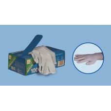 Перчатки латекс, гладкие, Powder, нестерил (№100) Beroglove