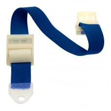 PUTH Жгут многоразовый 400х25х1мм, синий